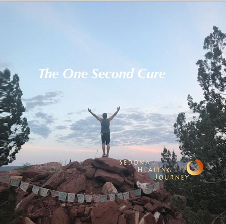 sedona healing, healing journey sedona