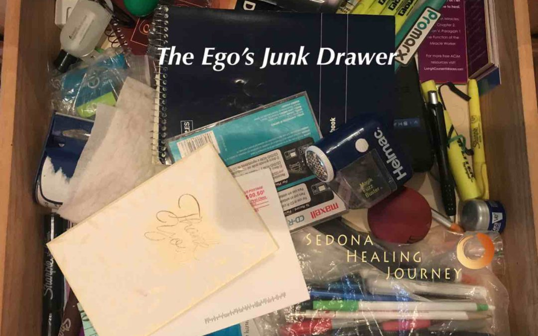 The Ego's Junk Drawer
