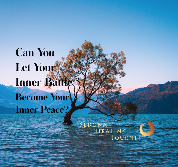 Can You Let Your Inner Battle Become Your Inner Peace?