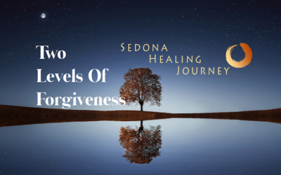 Two levels of forgiveness