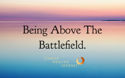 A Call For Love – Being Above The Battleground